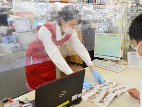 【メグリア本店】10/20~11/30まで*夕方からのお歳暮の商品陳列・データ入力